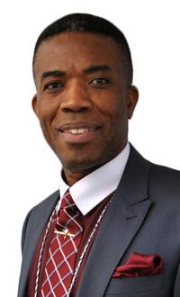 Pastor James Commey