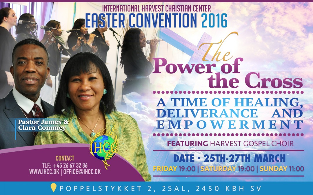 Easter Convention 2016