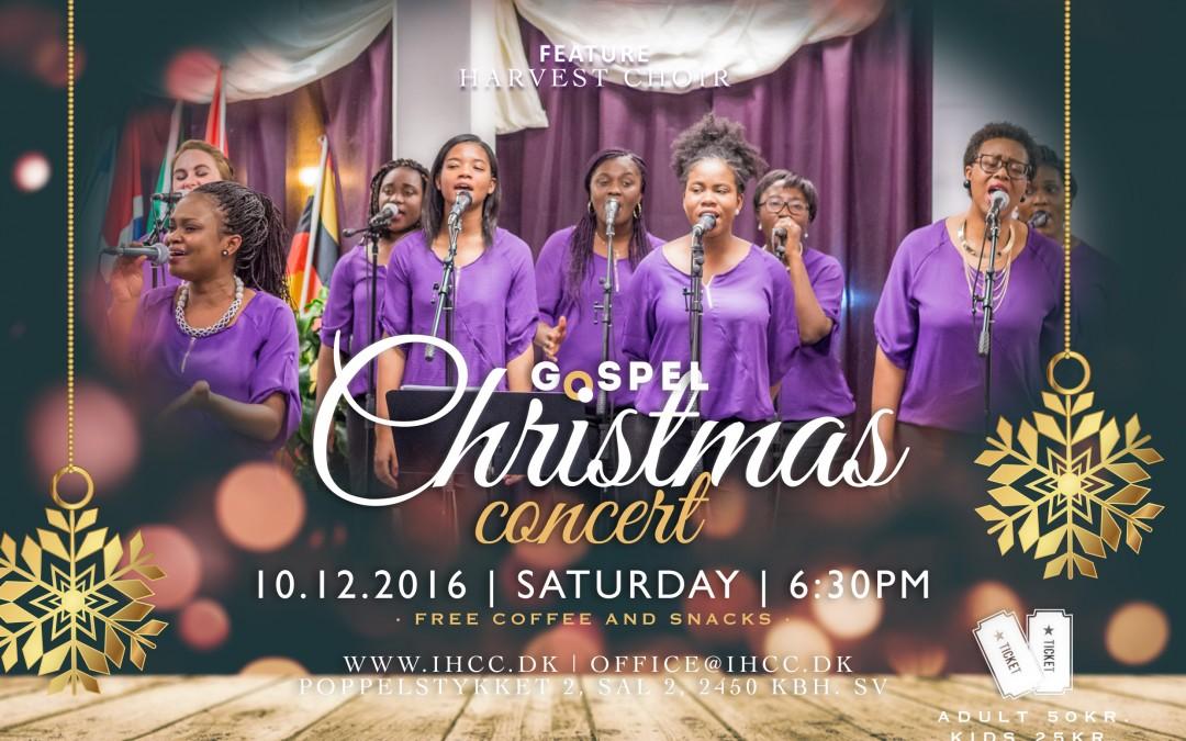 Gospel Christmas Concert 2016