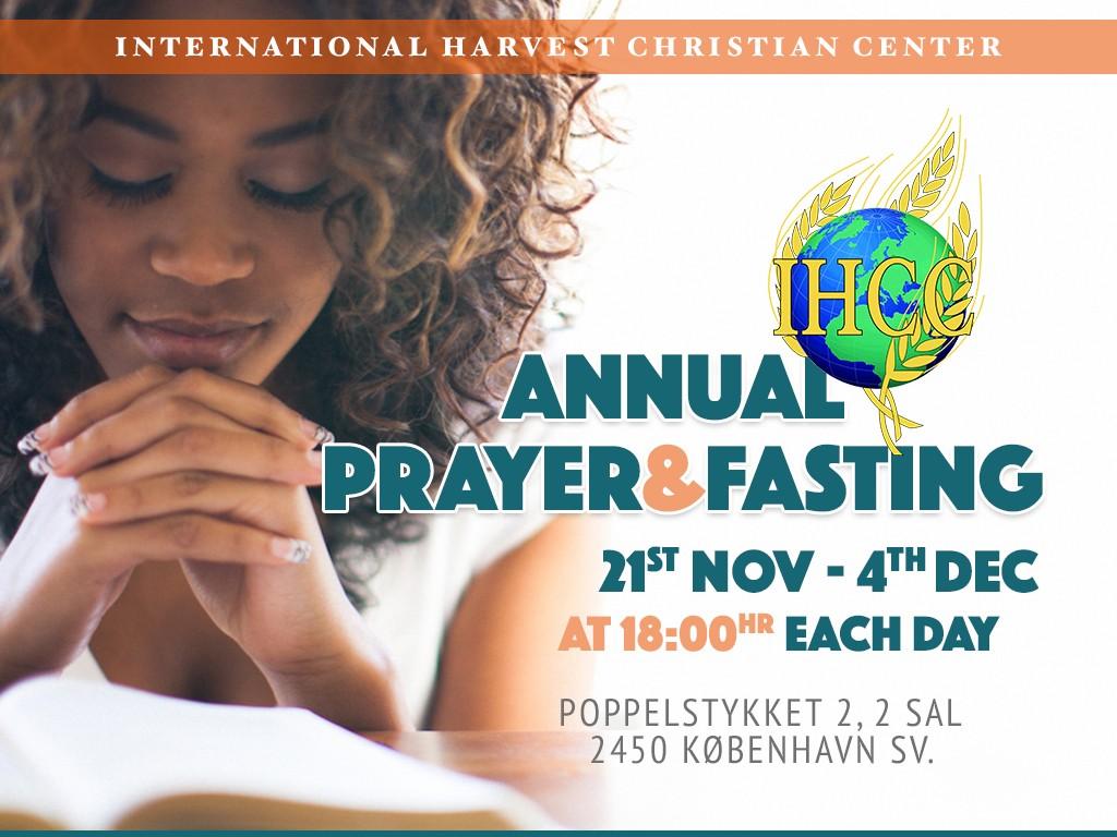 prayerfasting