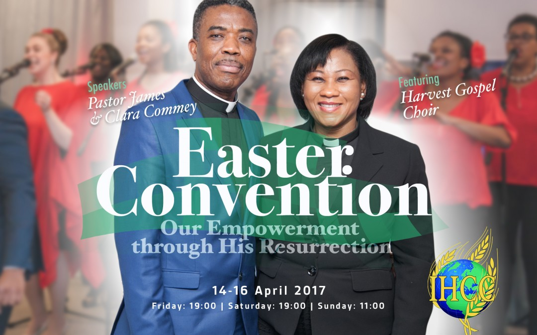 Easter Convention 2017