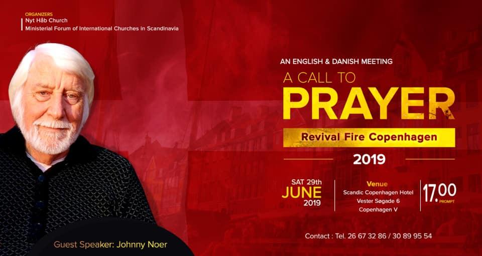 Prayer Revival 2019