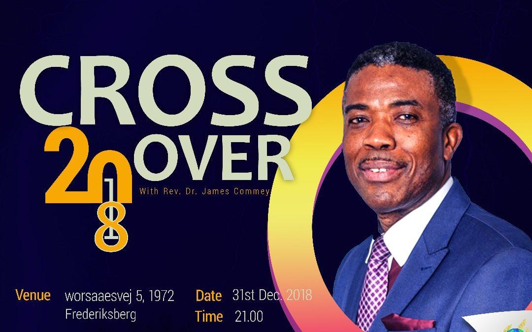 Anual Cross Over Service December 31st
